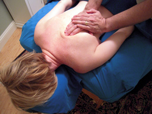 Massage Therapy - Alternative Treatment